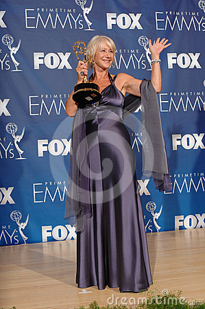 Dame Helen Mirren Editorial Stock Photo