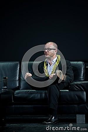 Damon Lindelof, creator of  Editorial Photo