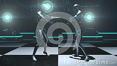 Dança do robô