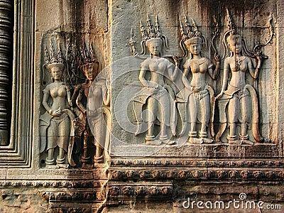 Dançarinos de Devi