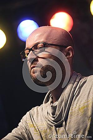 Dan Amariei - OCS Band Editorial Photo