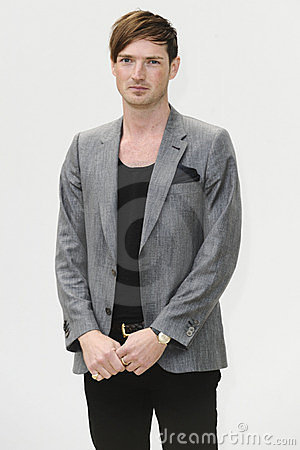 Dan Gillespie Sells,  Editorial Stock Photo