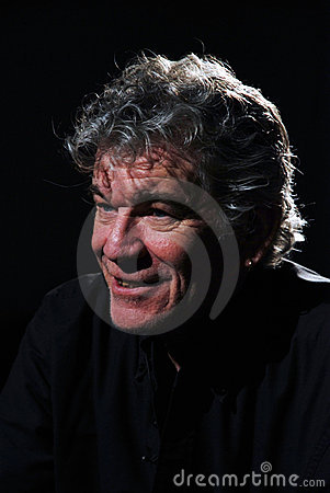 Dan McCafferty,  lead vocals of rock band Nazareth Editorial Image