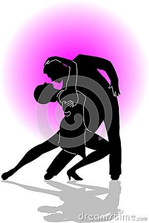Dança couple/ai