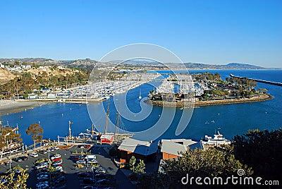 Dana Point Harbor, Southern California