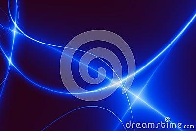 Dance of Blue Lights (02F7b)