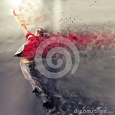 Dance explosion