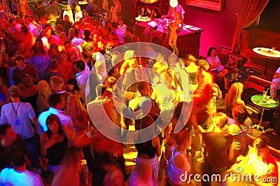 Dance hall 2 Editorial Image