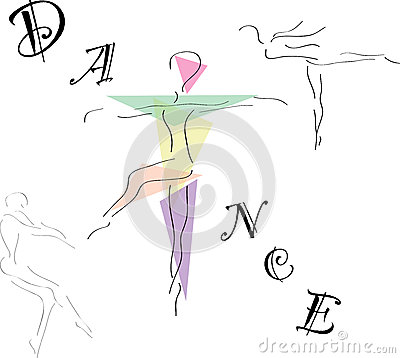 Dance illustration