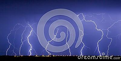 Dance lightning