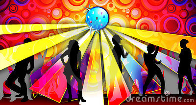 Dance Party 2 Illustration