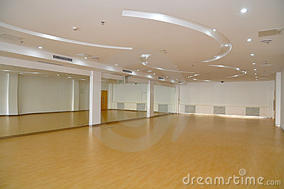 Dance Studio Royalty Free Stock Image - Image: 17546746