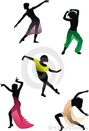 Dance styles.