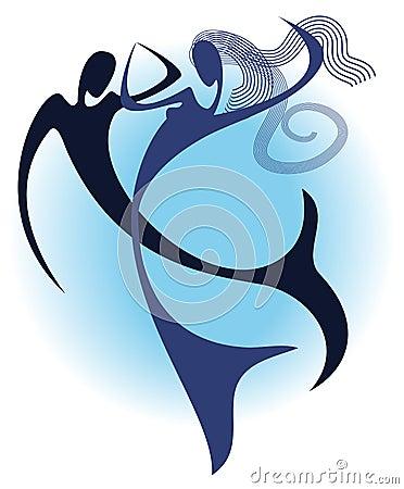 Dance under water