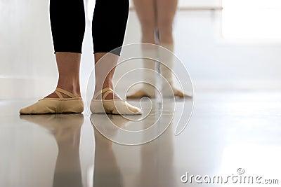 Dance warmup