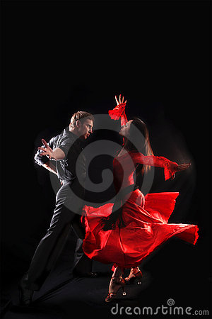 Free Dancer In Action Royalty Free Stock Photos - 10277518