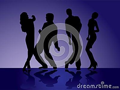 Dancers - 1
