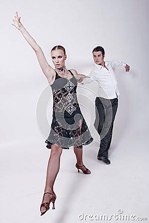 Free Dancers Stock Photo - 10030800