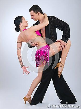 Free Dancers Stock Image - 11457841