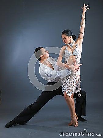 Free Dancers Stock Image - 11462811