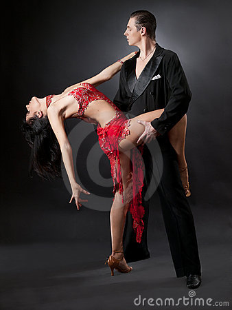 Free Dancers Royalty Free Stock Photos - 17276528