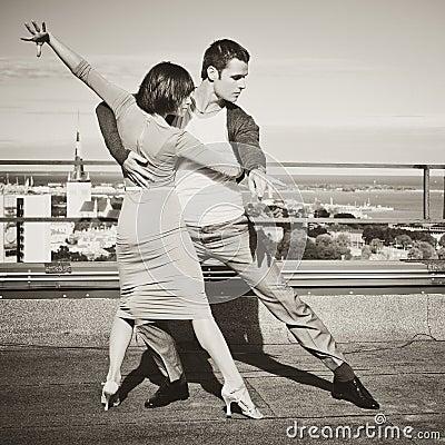 Free Dancers Stock Photos - 21463273