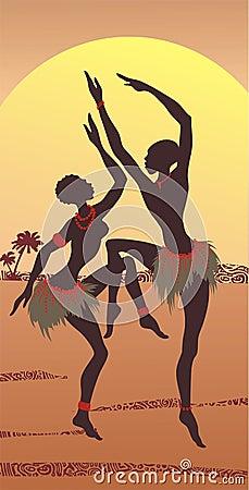 Dancing Africans