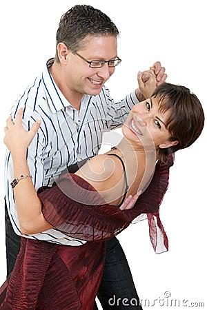 Free Dancing Couple Stock Photos - 11570013