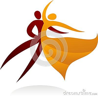 Dancing couple - 2