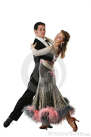 Free Dancing Couple Royalty Free Stock Photo - 3709985