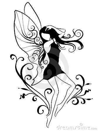 Dancing elf