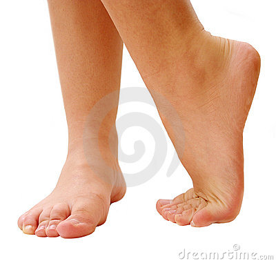 Free Dancing Feet Stock Photography - 121182