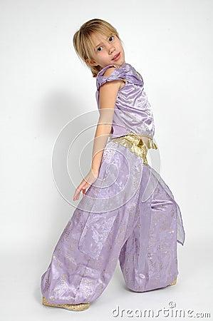 Free Dancing Genie Stock Photography - 416282