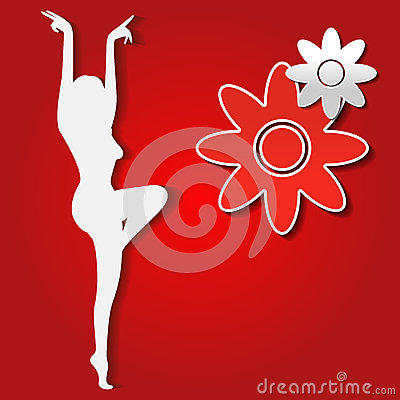 Dancing gir