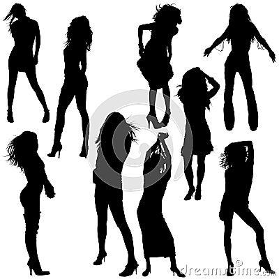 Dancing Girl 01
