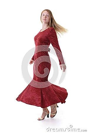 Free Dancing Girl Stock Images - 2354054