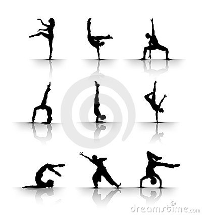 Dancing & gymnastic