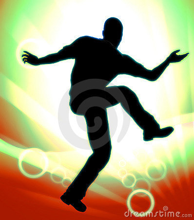 The dancing idol star