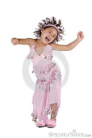 Dancing like crazy