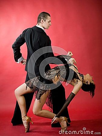Free Dancing Tango Stock Images - 10830204