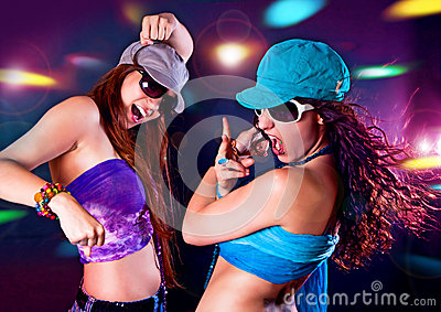 Dancingowe sylwetki 3