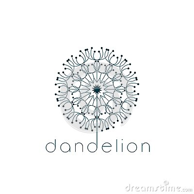Free Dandelion Symbol Royalty Free Stock Images - 41683599