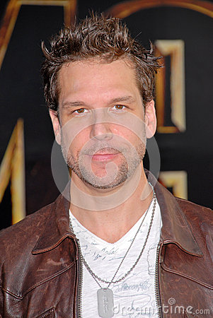 Dane Cook Editorial Stock Image