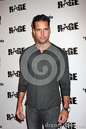Dane Cook, Rage Editorial Image