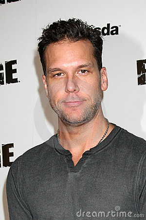 Dane Cook, Rage Editorial Image