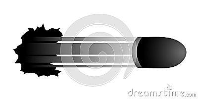 Danger bullet