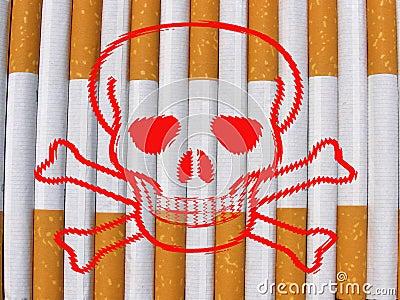 Danger cigarettes