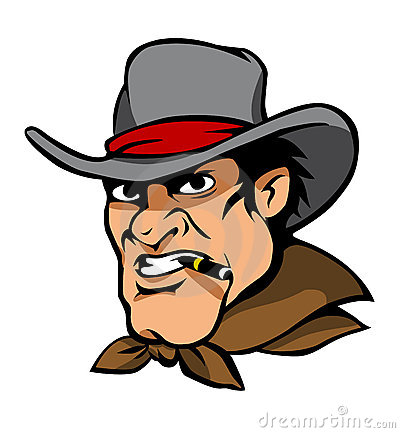 Danger cowboy