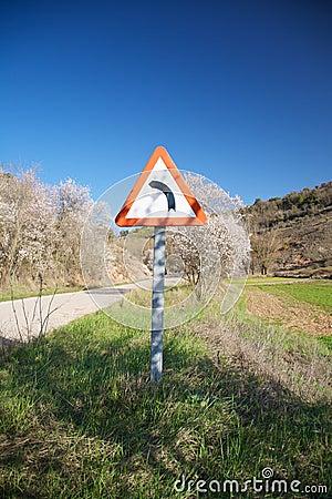Danger curve