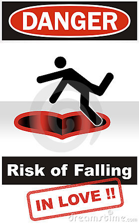 Danger: Risk of Falling in Love